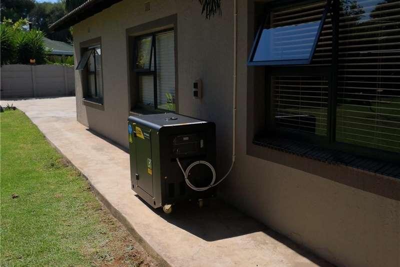Diesel generator 13 kva silent petrol generator