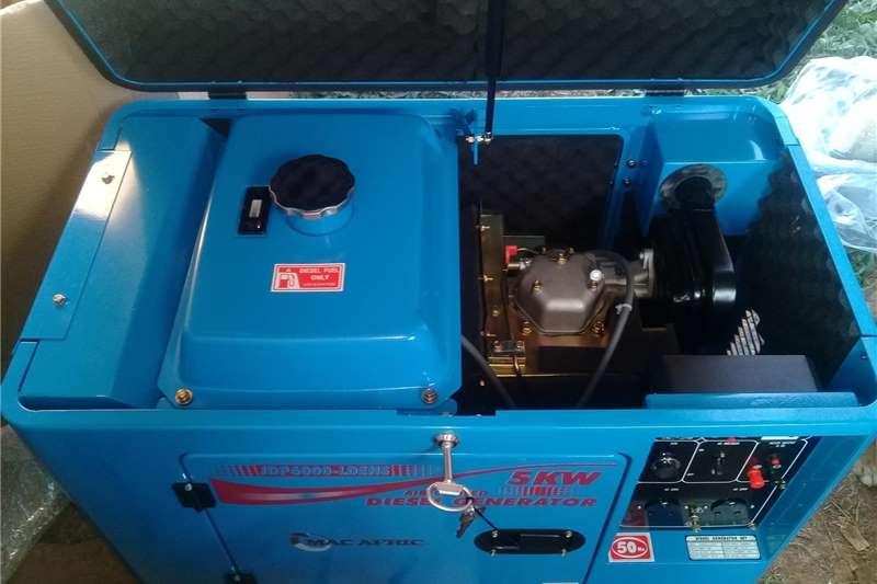 Diesel generator 6.5kva Deseil generator for sale