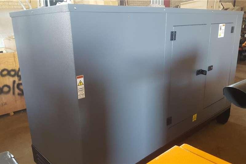 Diesel generator Brand new FAW 50 KVA 3 phase diesel generator with