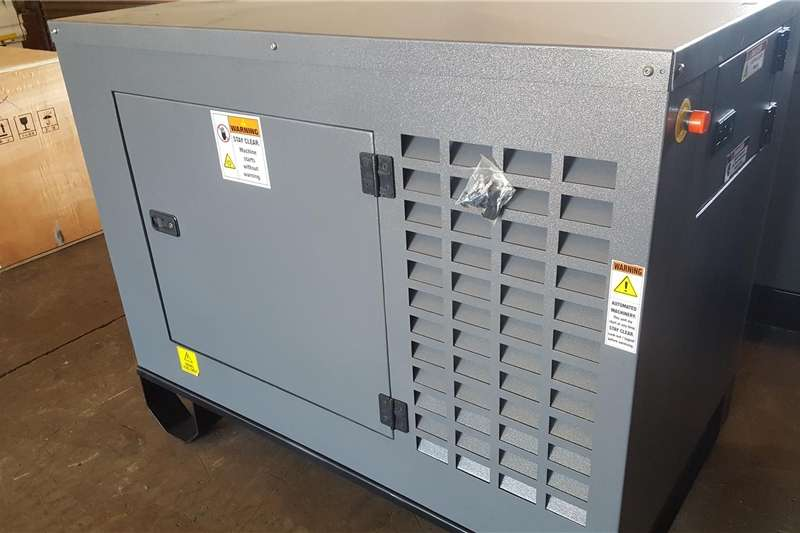 Diesel generator FAW 40 KVA 3 phase Silent diesel generator with AT