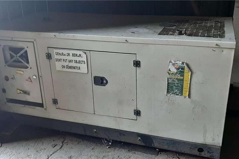 Diesel generator Generator 33kva