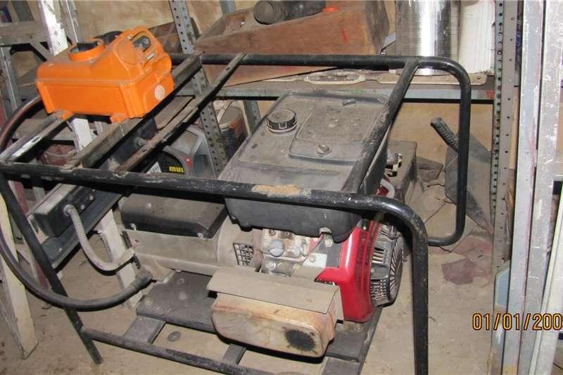 Diesel generator generator 7.5 kva
