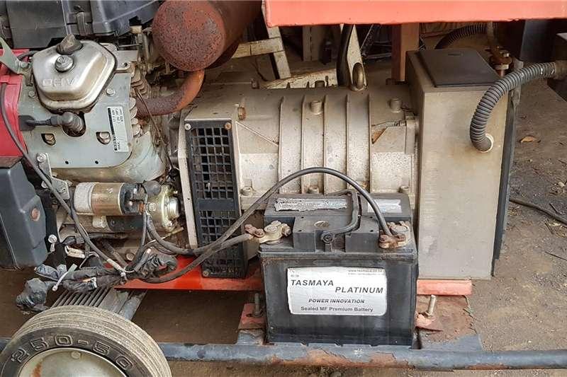 Diesel generator Generator