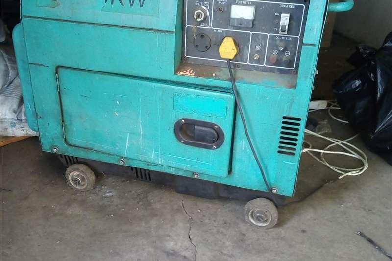 Diesel generator Generators