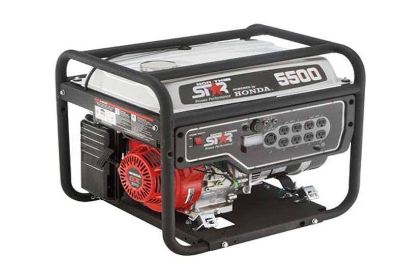 Diesel generator Northstar PG5500 Generator