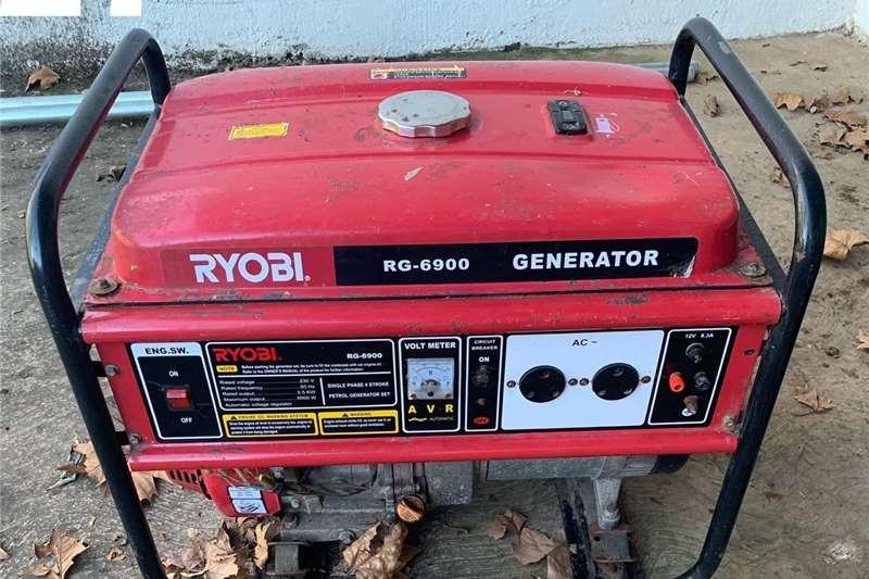 Diesel generator Workshop