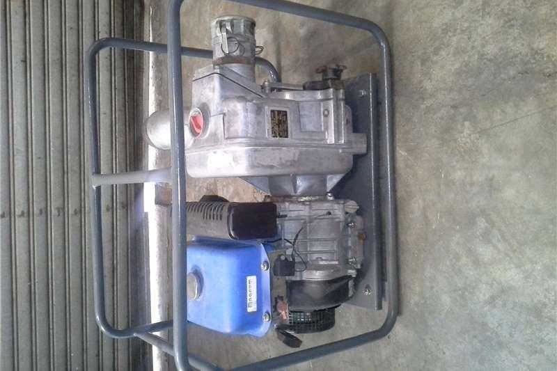 Diesel generator Yamaha Large Trash Pump