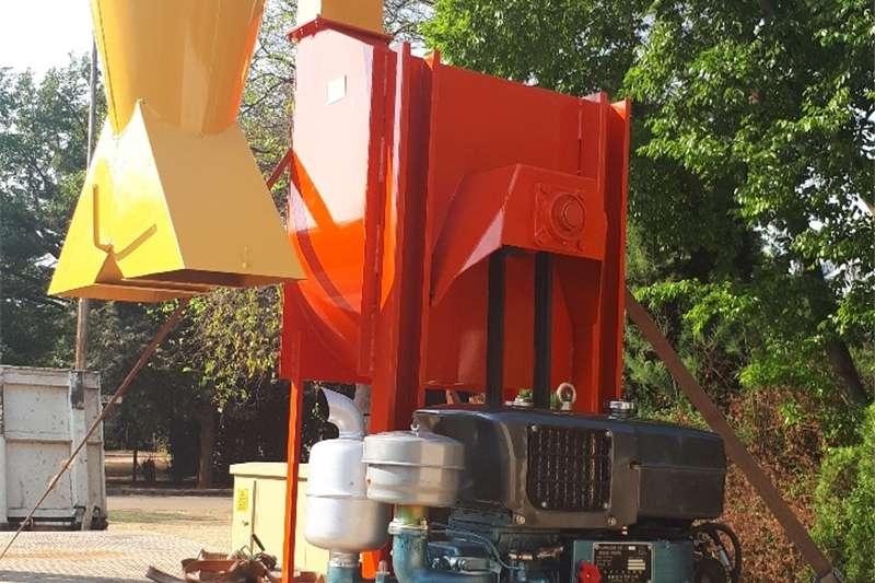 Diesel hammer mills BEST PRICED / BEST QUALITY…New Concept; Gentag M