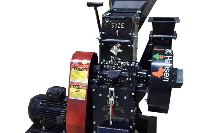 Diesel hammer mills Hippo Size 1 Hammer Mill