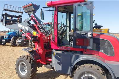 New Apache front loader and forklift 1.5 ton Digger