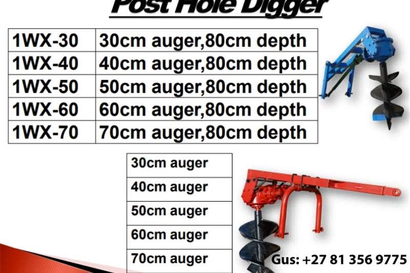 Post Hole Digger Digger