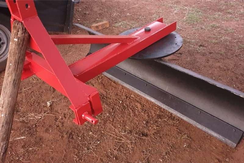 skraper 1.7 meter Digger