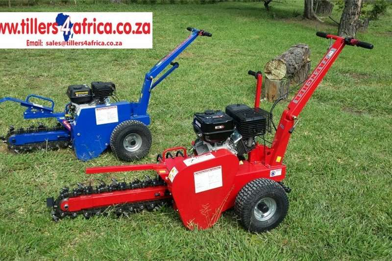 Trencher Digger