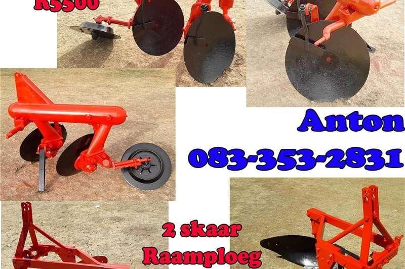 Disc ploughs Farm implements