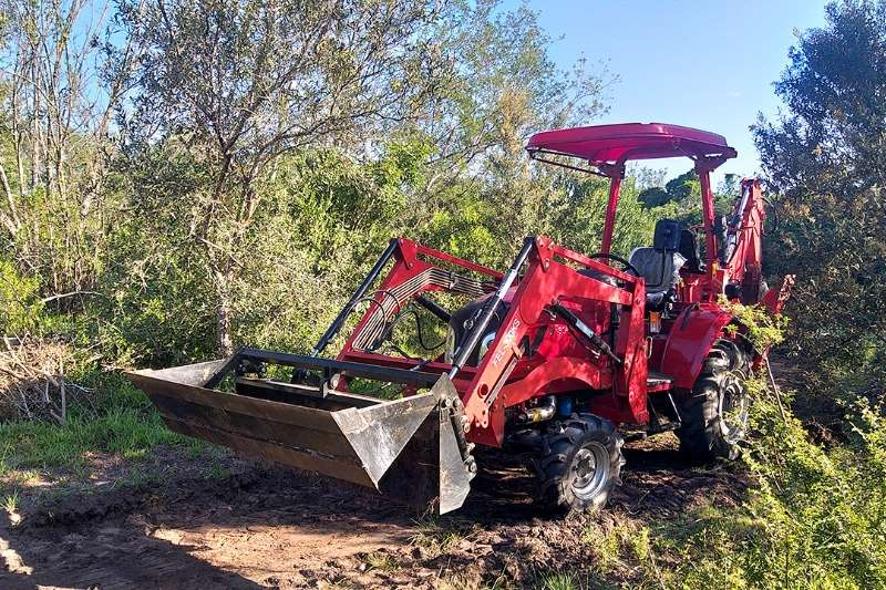 2019 Dongfeng  30HP 4X4 Tractor