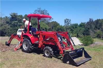 Dongfeng 4WD tractors 304G2 Trekker Tractors