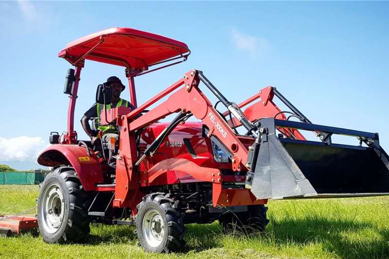 Dongfeng Tractors 4WD tractors 30HP 4X4 Tractor 2019