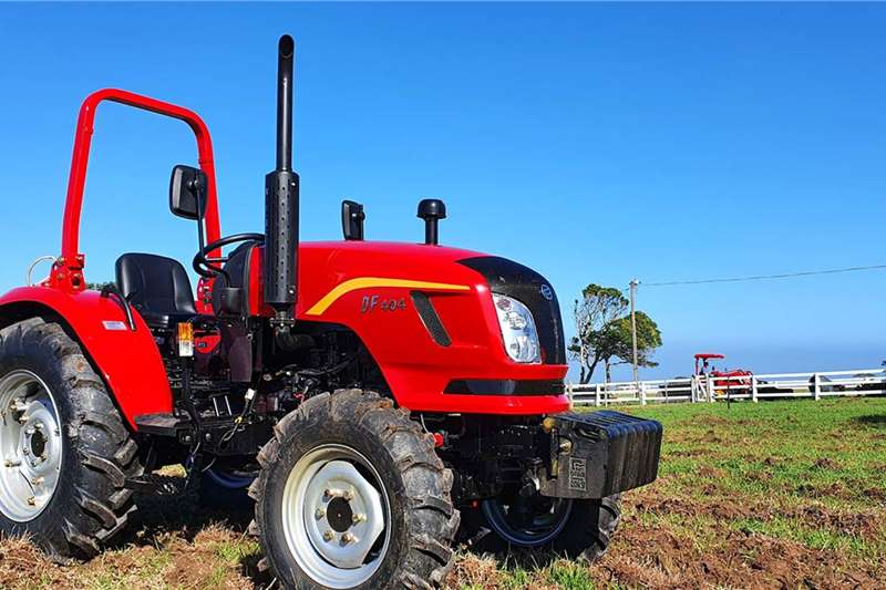 Dongfeng Tractors 4WD tractors 40HP 4X4 Tractor 2019