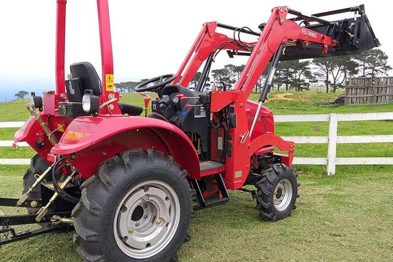 Dongfeng Tractors Four wheel drive tractors 304G2 Trekker 2019