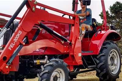 Dongfeng Four wheel drive tractors 304G2 Trekker Tractors