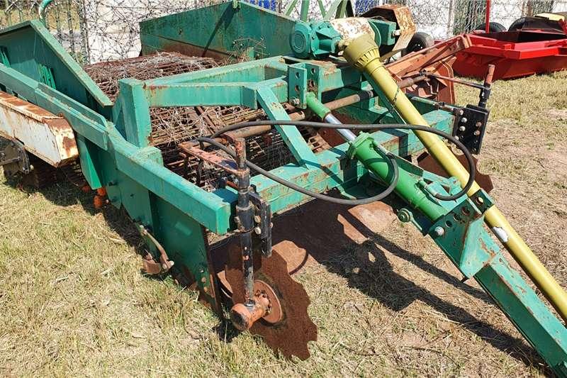 Dormas Potato harvesters Dormas Double Row Harvester Harvesting equipment