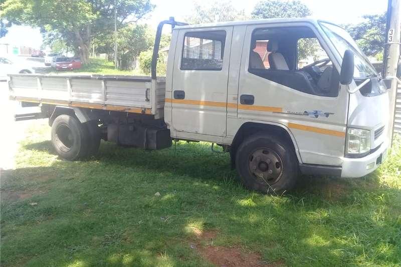 Double axle J.M.C 3ton D/C truck