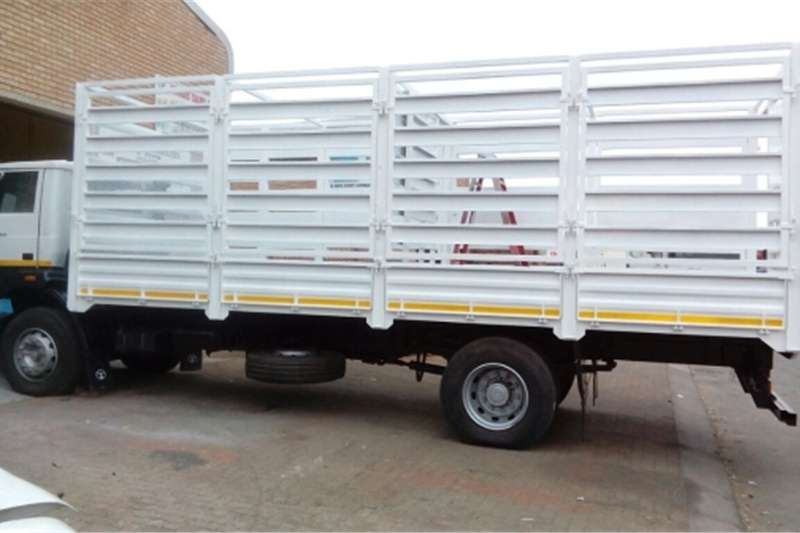 Double axle SABS APPROVED STEELWORKS