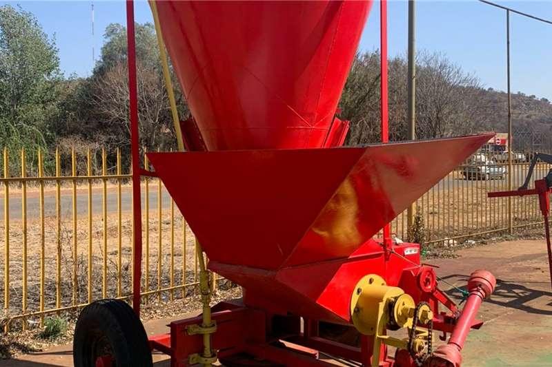 Drotsky Drotsky Vertikale Voermenger (Kort 'n ketting) Feed wagons