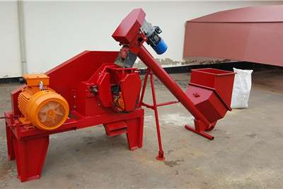 Drotsky D5 PELLETIZER Haymaking and silage