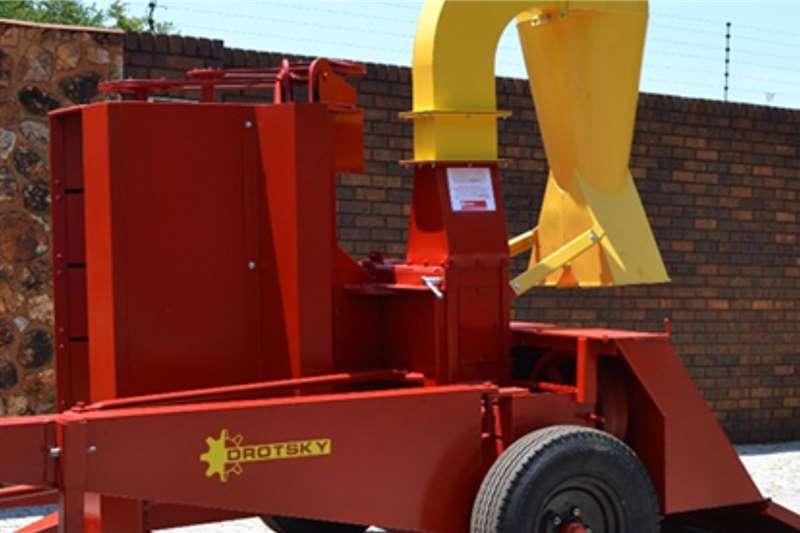 Drotsky Hammer mills FORAGE HARVESTER SHM36 Haymaking and silage