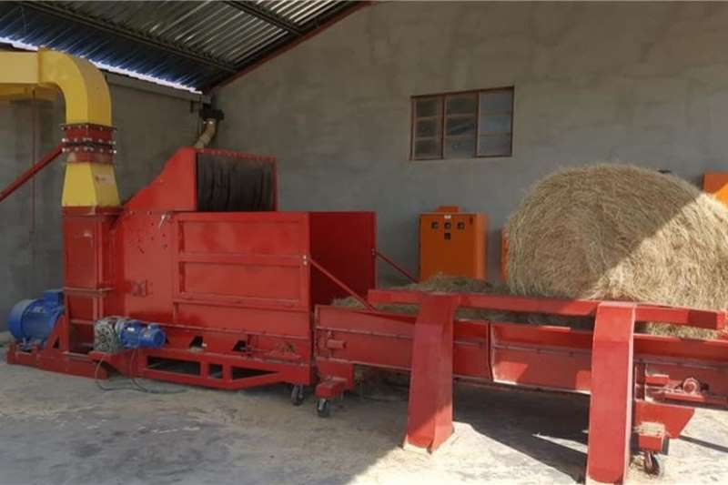 Drotsky Hammer mills M100 BALE Haymaking and silage