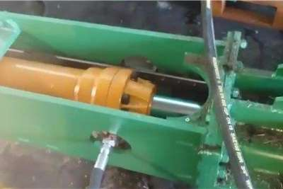 Drotsky HYDRAULIC BLOCK PRESS Haymaking and silage