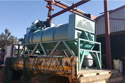 Drotsky SOY OIL CAKE COOLER Haymaking and silage