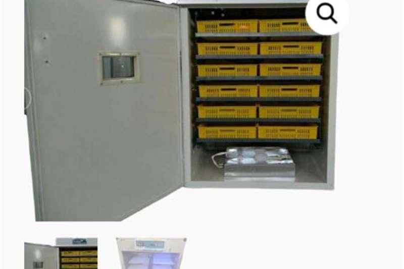1056 Incubator and Hatcher Egg incubator