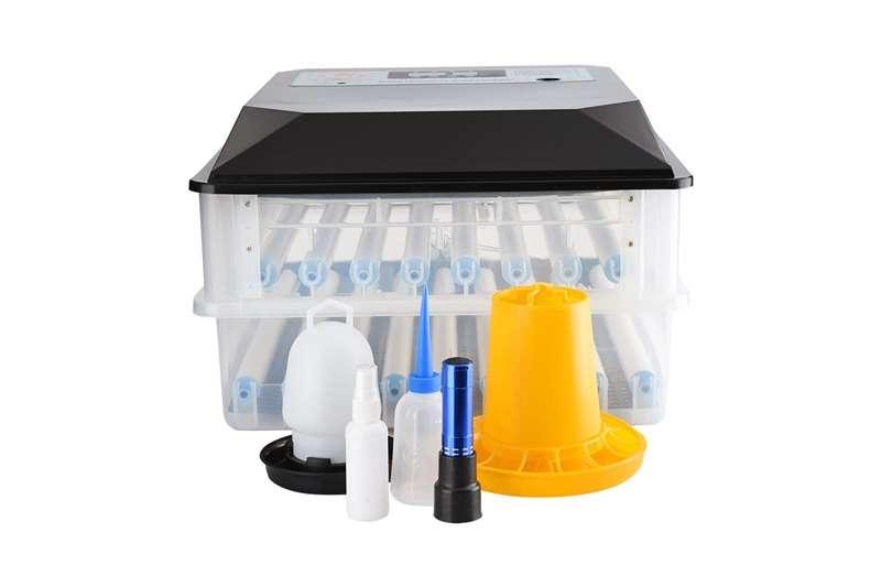 112 Egg Automatic Roller Incubator   Dual Voltage Egg incubator