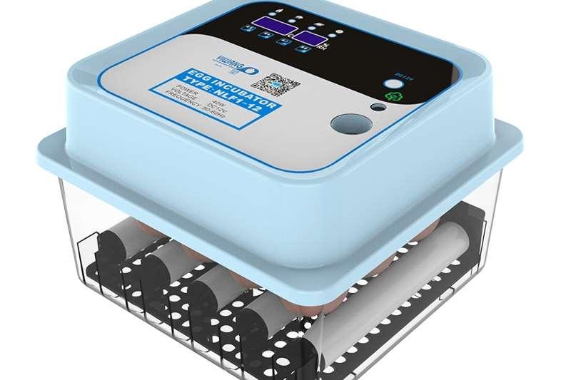 12 Egg Automatic Roller Incubator   Dual Voltage Egg incubator