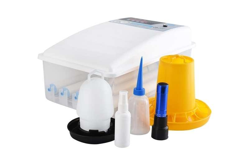 Brand New Automatic Roller Incubators   24 Egg Egg incubator