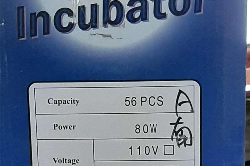 Incubator for Quail or Chicken Eggs (56 eggs) Egg incubator