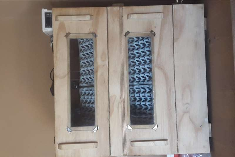 Egg incubator Potch Koekoek, Kapokies, Incubator