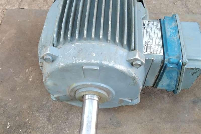Electric motors / elektriese motors 1.1kw Electric motor