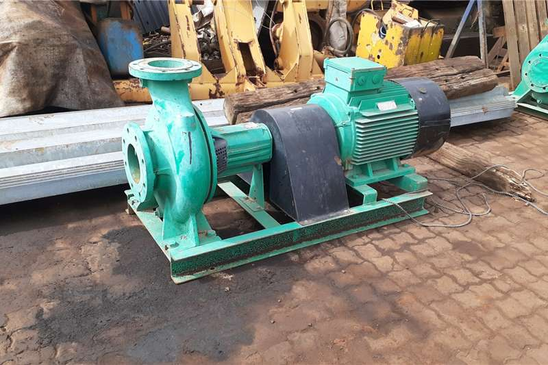 Electric motors / elektriese motors 16 Bar Waterpump with 30Kw Electric Motor