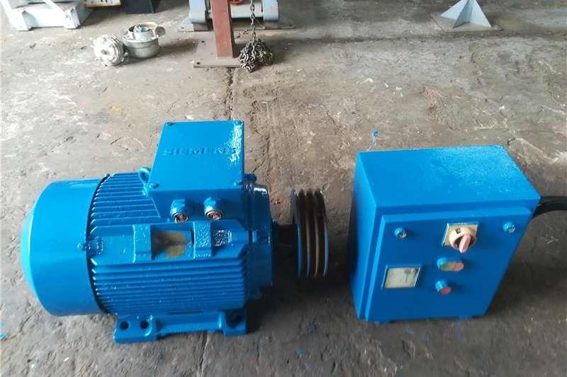 3 Phase Siemens 15.5KW Electric Motor Electric motors / elektriese motors