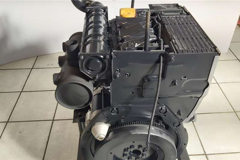 Electric motors / elektriese motors Deutz F3L1011 Engine