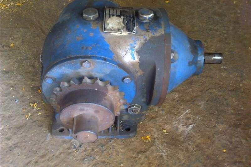 Electric motors / elektriese motors Electro gearbox