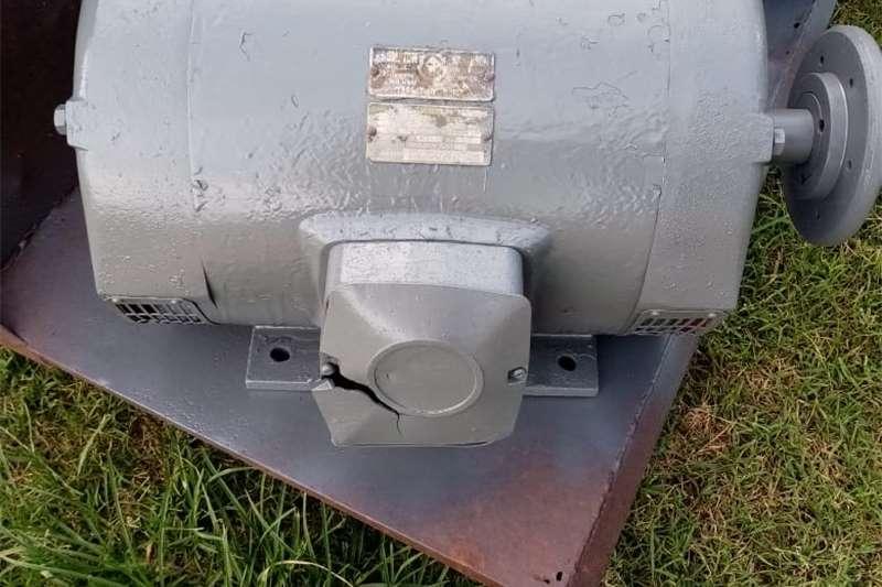 Electric motors / elektriese motors Elektriese Motor