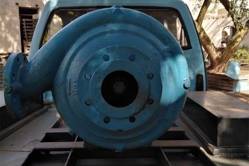 Electric motors / elektriese motors HIGH VOLUME WATER PUMP