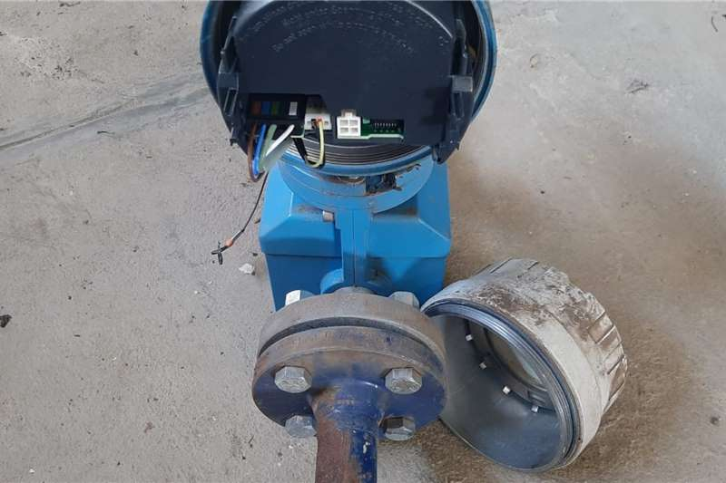Liquid Flow Meters Electric motors / elektriese motors