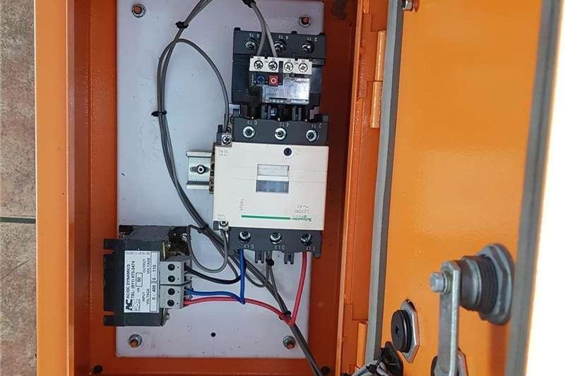Starter Electric motors / elektriese motors