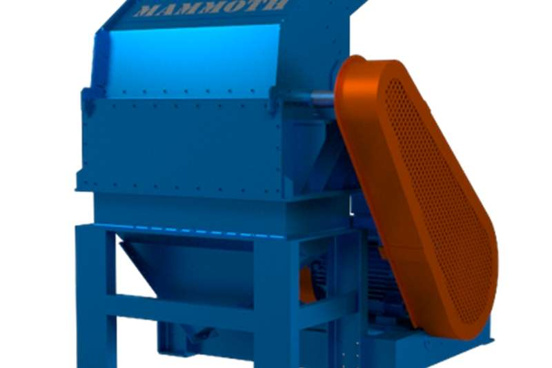 Electrical hammer mills Hippo Mammoth Hammer Mill