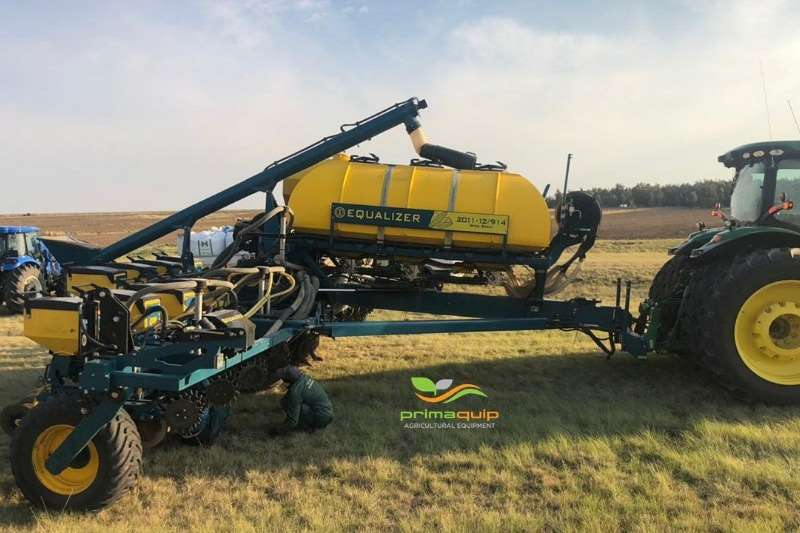Equalizer Planting and seeding Drawn planters Equalizer 12/914 Widespan 2017